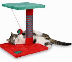 Juguetes para gatos árbol rascador